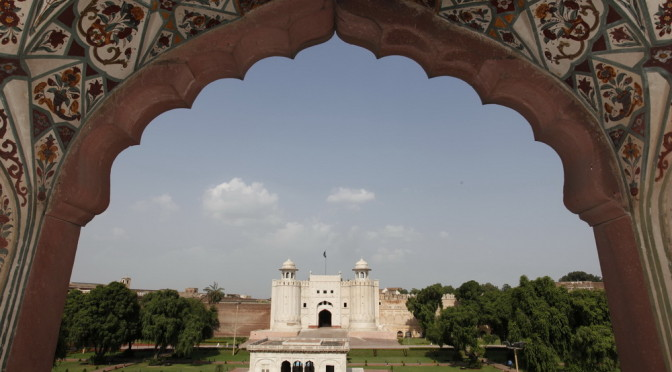 LAHORE FORT,6