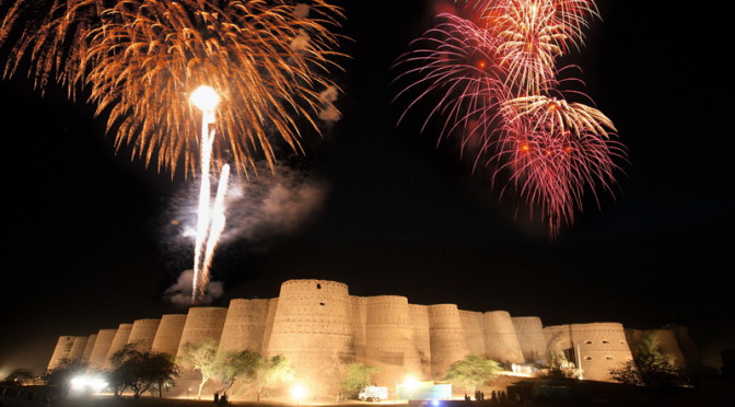 DERAWER FORT CHOLISTAN